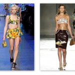 Trend Spring Summer 2012: Cropped Tops