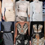 Trend: Accentuated Waistlines