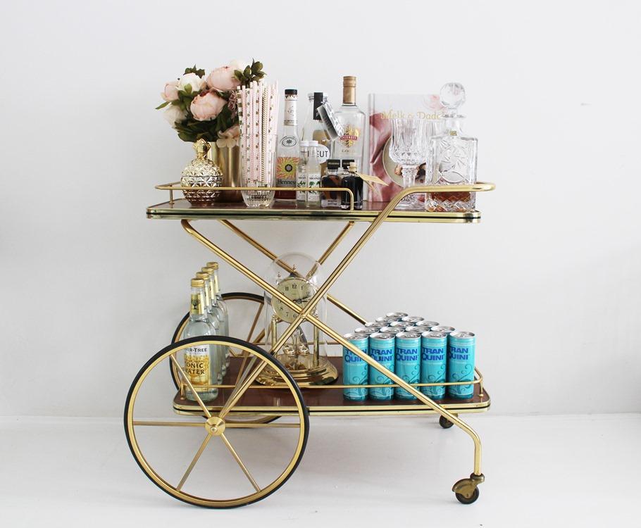 bar cart 2 sm