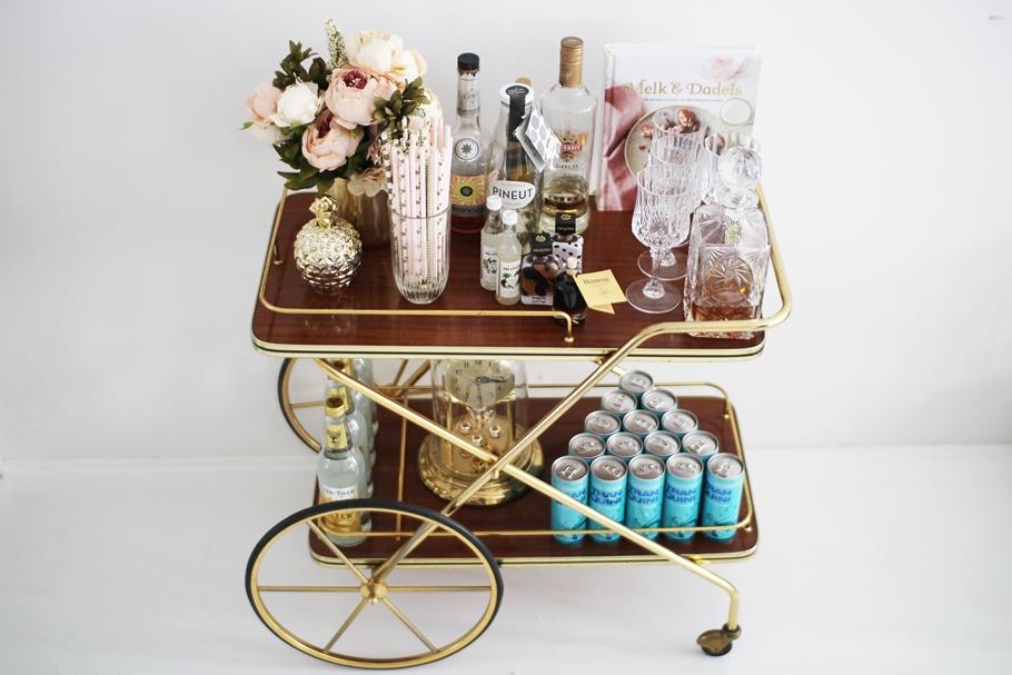 bar cart 8 sm