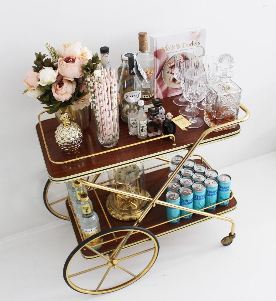bar cart sm
