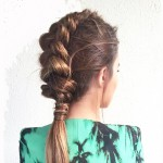 Haar inspiratie 2016: braided updo's