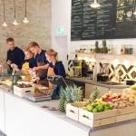 7 x healthy hotspots Kopenhagen