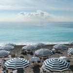 Vogue's beach issue