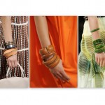 Trend Spring Summer 2012: Bold bright bangles