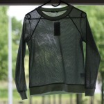 COS MESH SWEATER