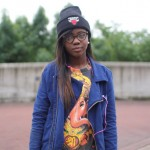 London Streetstyle Graduate Fashion Week
