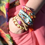 Colorful Arm Party