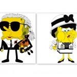 Win: 2 x Spongebob fashion T-shirt