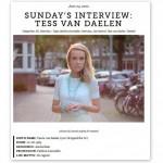 Jan Marcel Blog