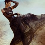 Rihanna's Vogue covershoot