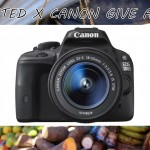 CANON GIVE AWAY
