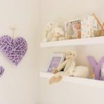 De babykamer: kleurverbod