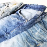 DENIM BLUE, I LOVE…