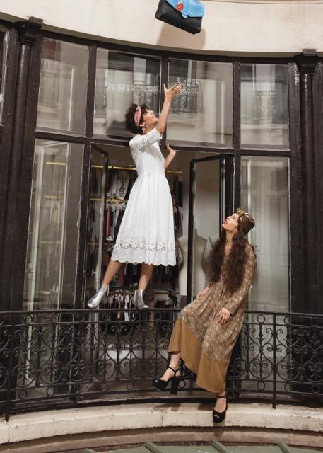 Paris Atelier Le look Çclectique & Other Stories 10