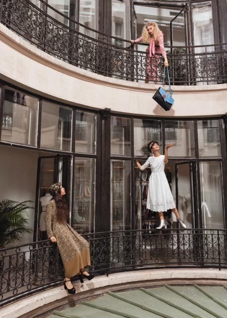 Paris Atelier Le look Çclectique & Other Stories 16