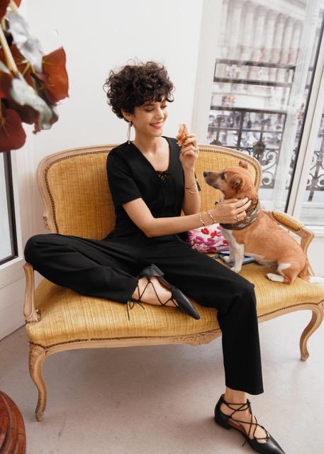 Paris Atelier Le look Çclectique & Other Stories 6
