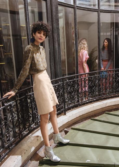 Paris Atelier Le look Çclectique & Other Stories 8