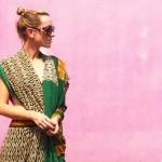 Blending in (in India)