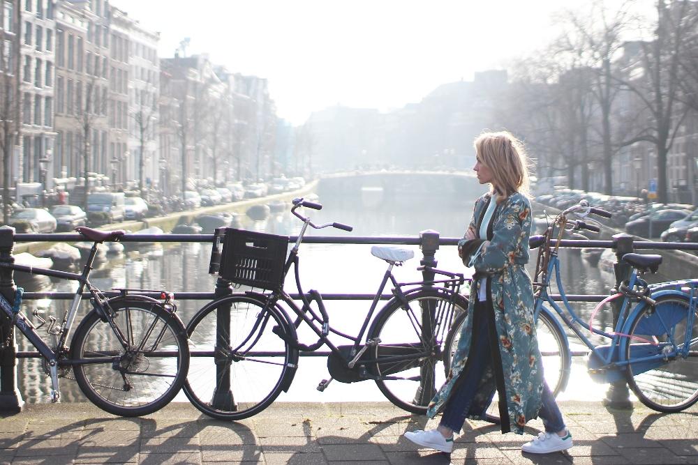 Kimono Streetstyle Amsterdam (1)