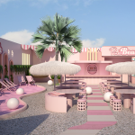 Pink Beach Amsterdam is geopend